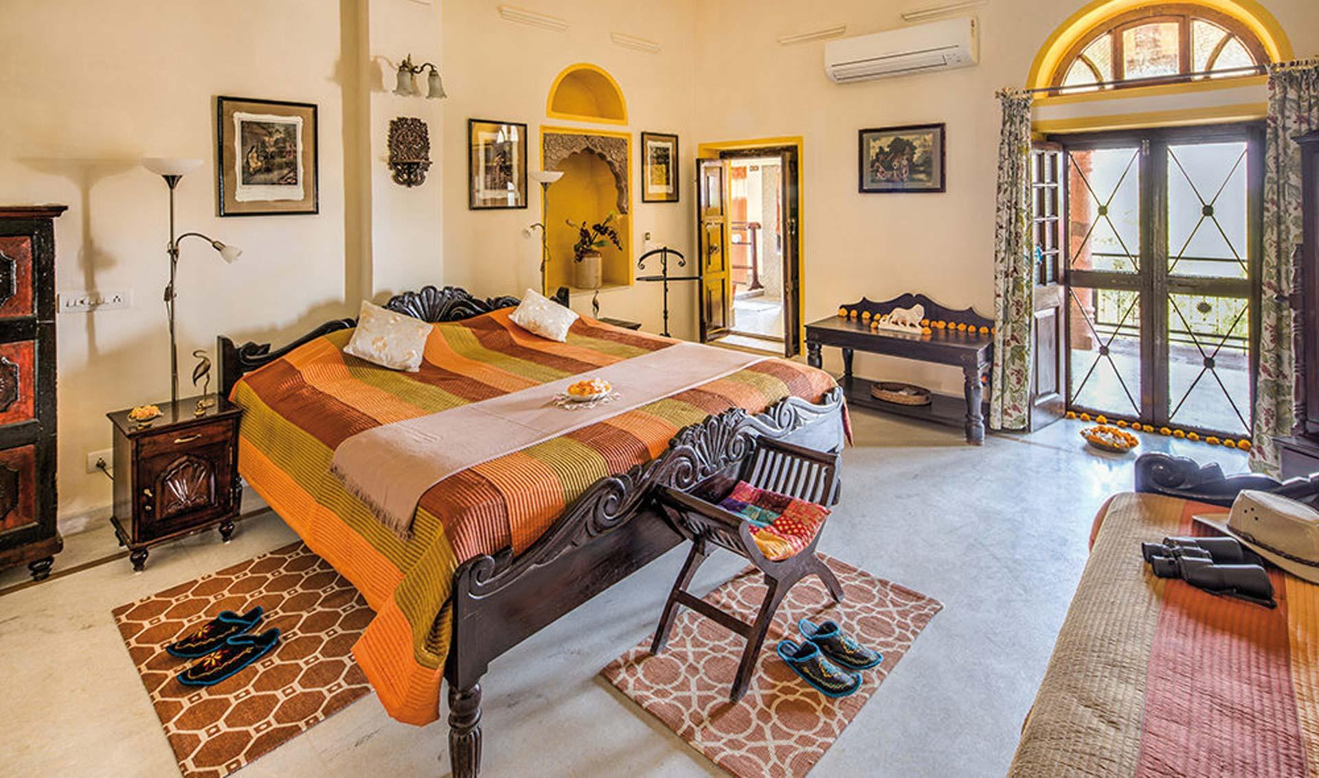 Chanoudgarh Doppelzimmer
