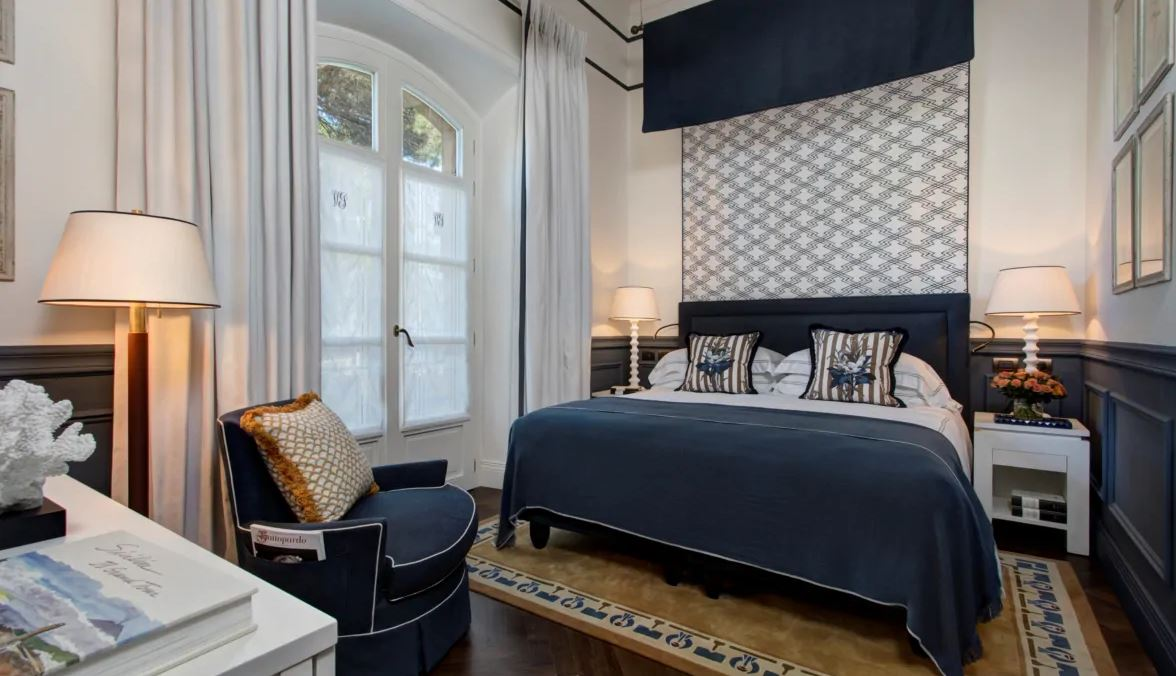Grand Hotel Villa Igiea Doppelzimmer