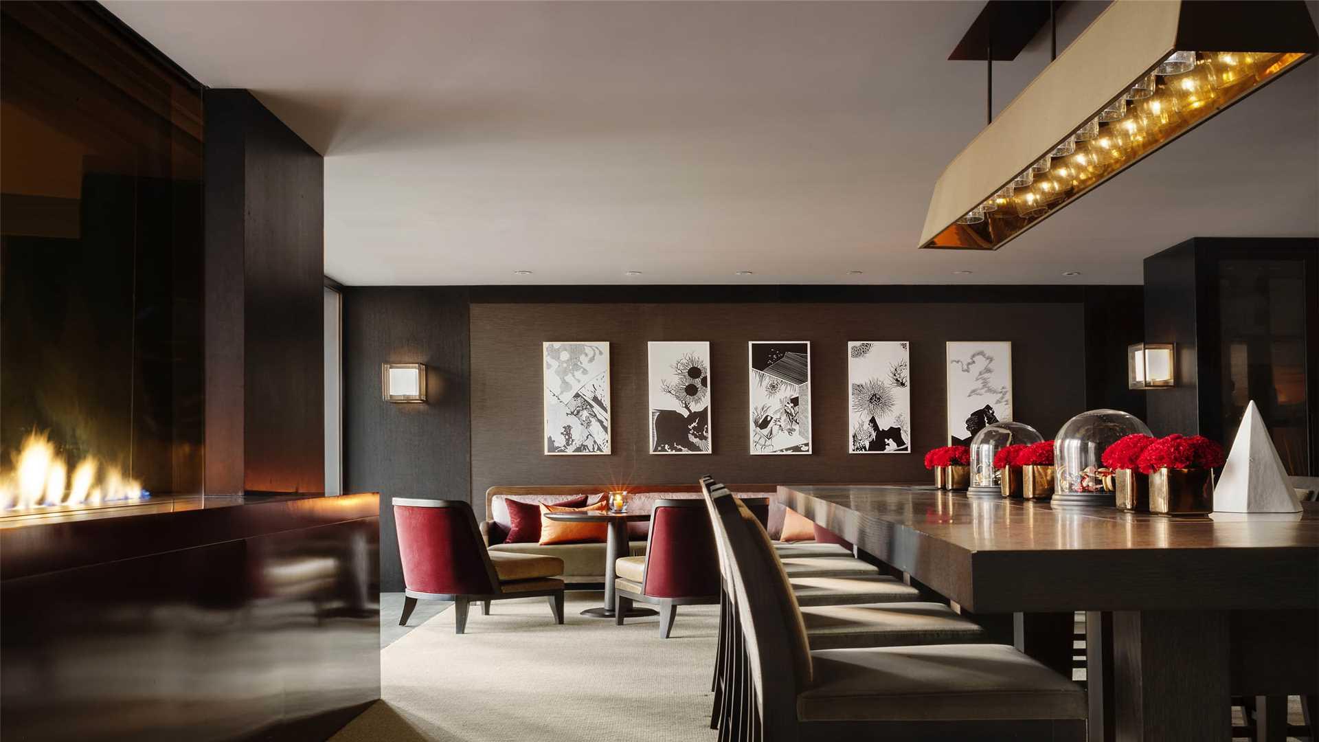 Rosewood Hotel Beijing Restaurant