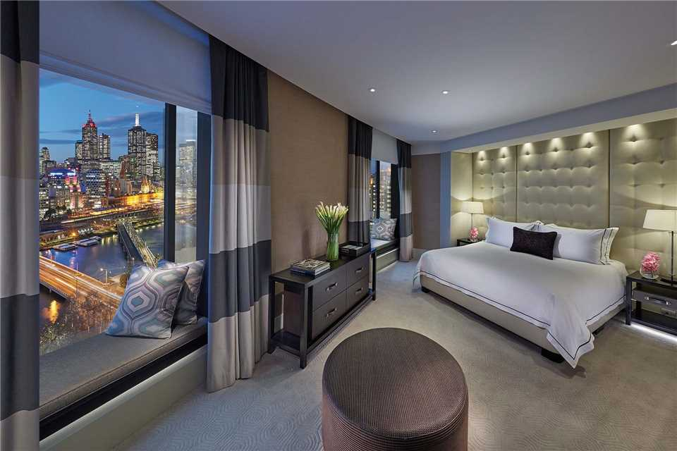 Crown Towers Melbourne Doppelzimmer