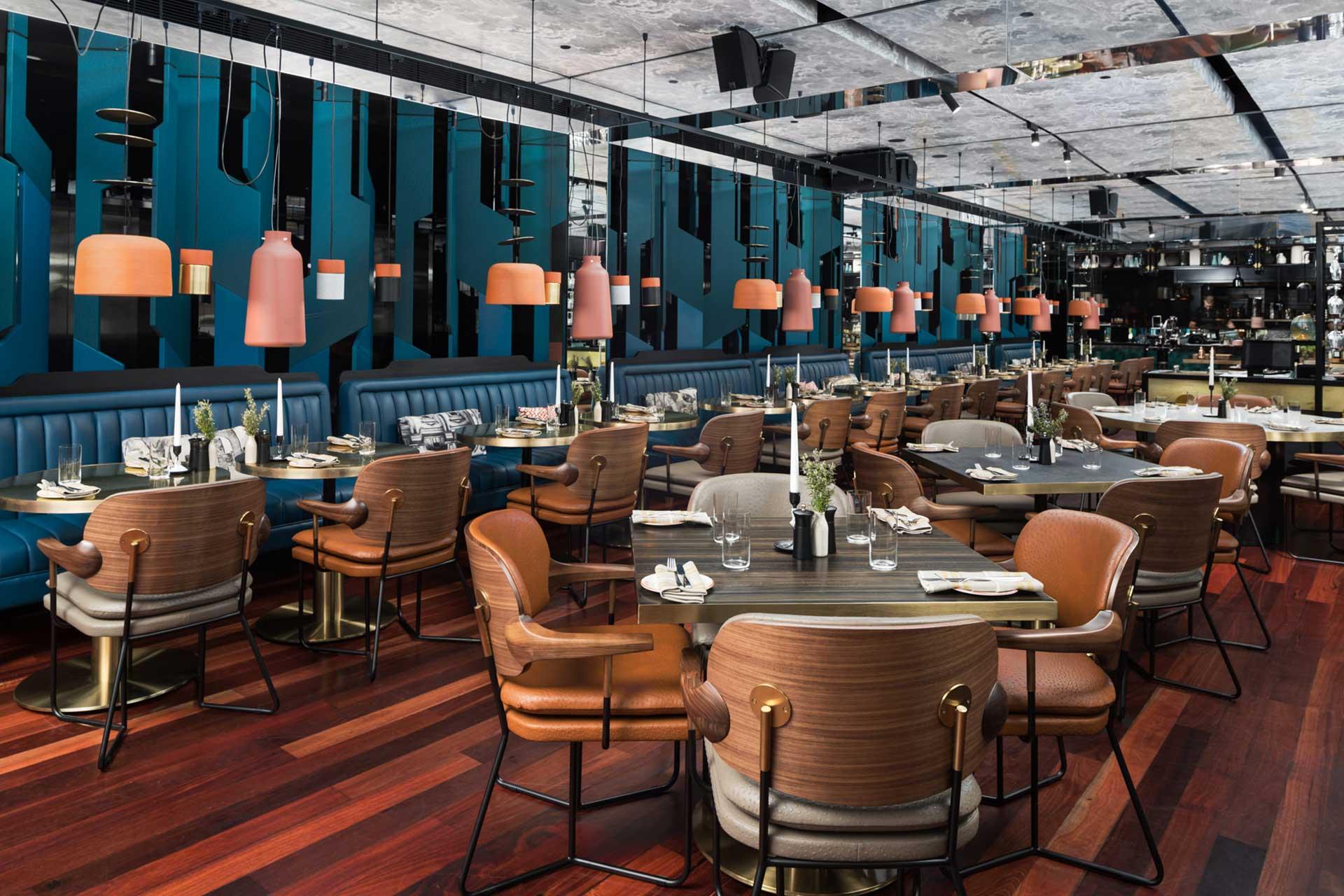 QT Perth Restaurant