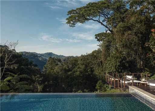 One&Only Nyungwe House Pool
