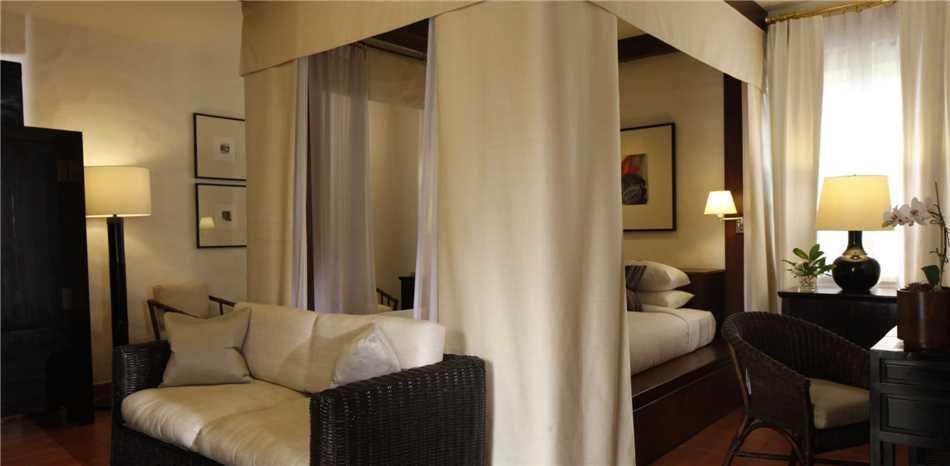 Rachamankha Doppelzimmer
