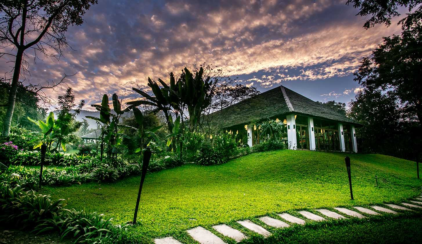 Villa Inle Boutique Resort Außenansicht