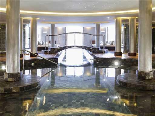 Montevideo Casino Carrasco and Spa Spa