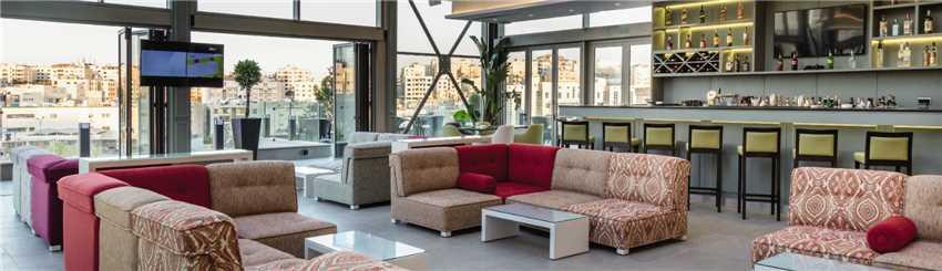 Mövenpick Hotel Amman Bar