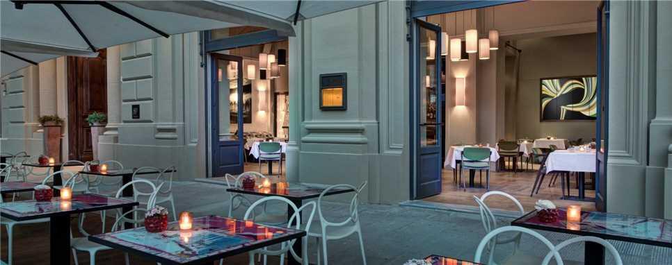 Rocco Forte Savoy Restaurant