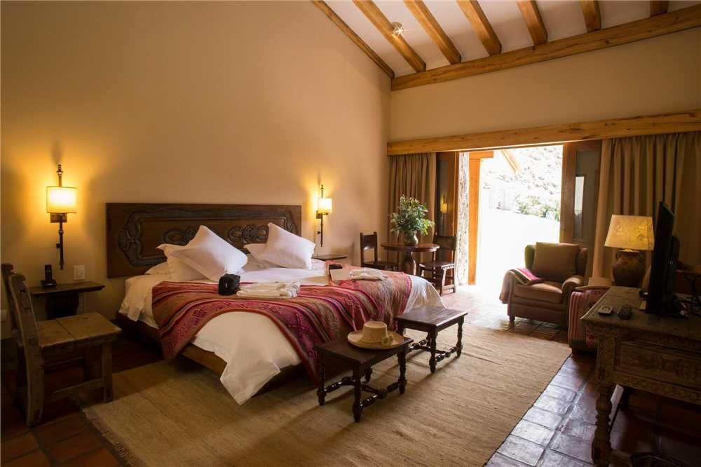 Inkaterra Hacienda Urubamba Doppelzimmer