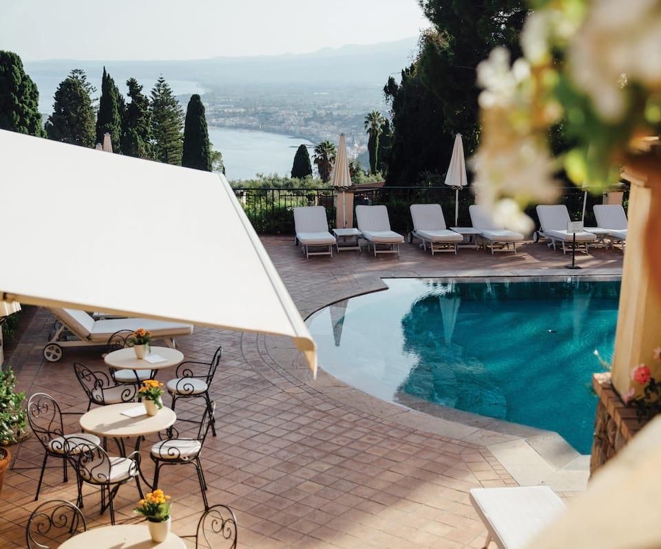 Belmond Grand Hotel Timeo Pool