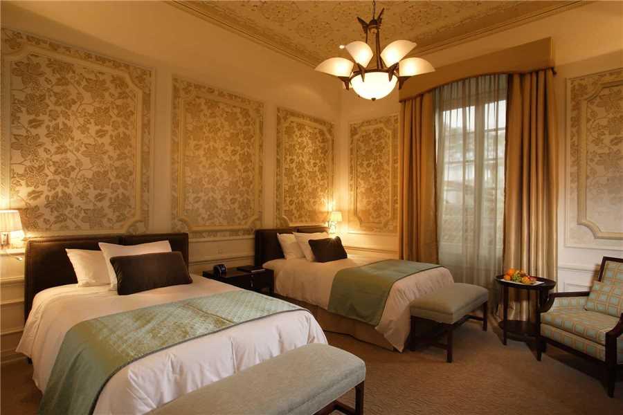 Casa Gangotena Luxury Doppelzimmer