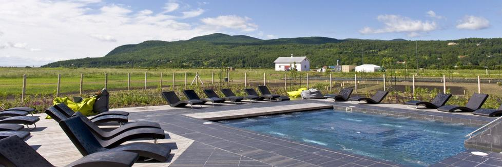 Le Germain Charlevoix Hotel and Spa Pool