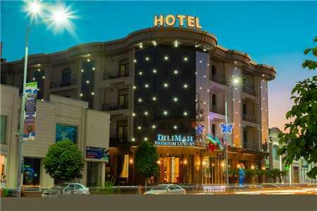 Dilimah Premium Luxury Hotel Außenansicht