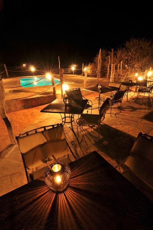 Kalahari Red Dunes Lodge Pool