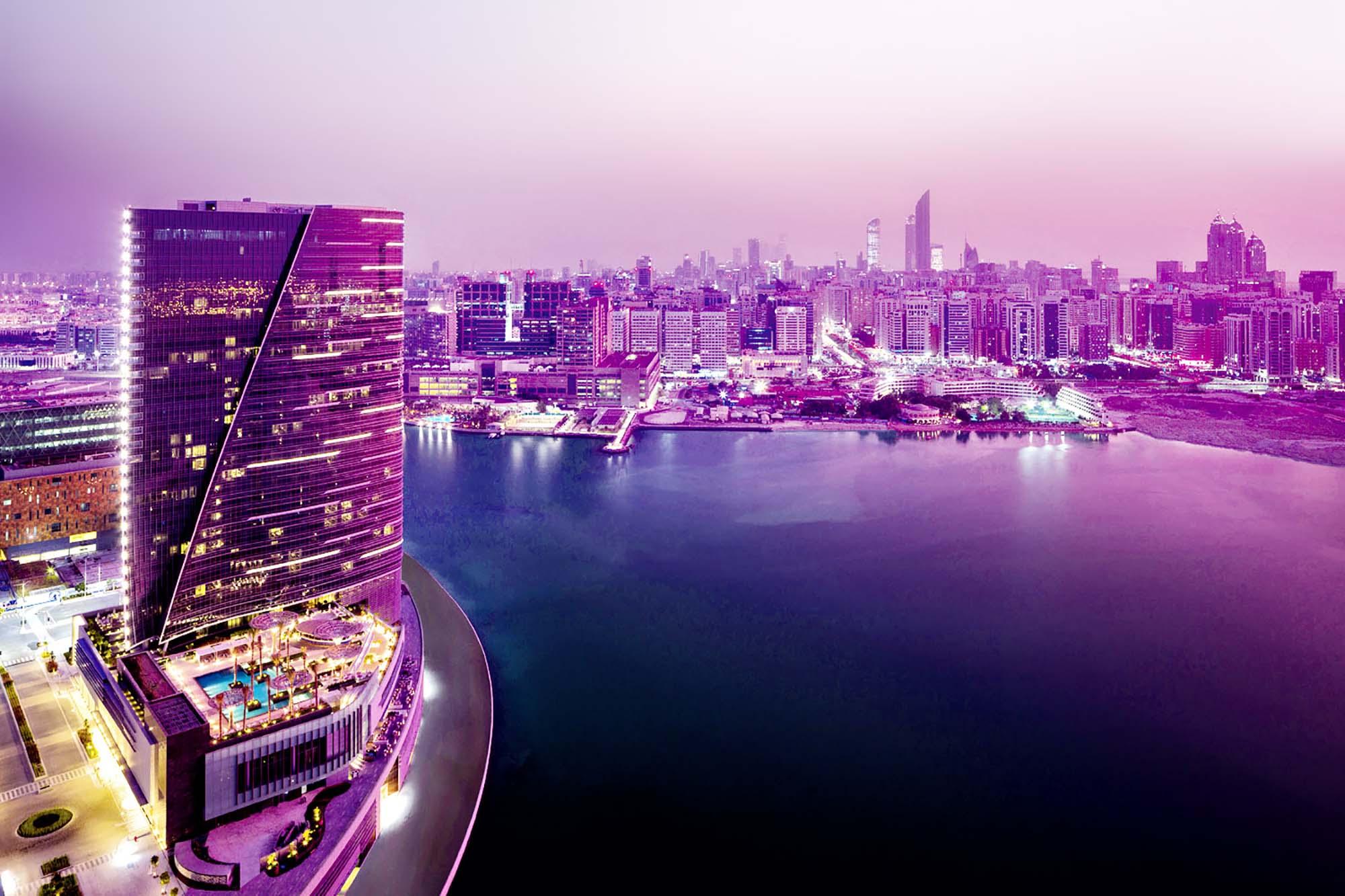 Rosewood Abu Dhabi Außenansicht