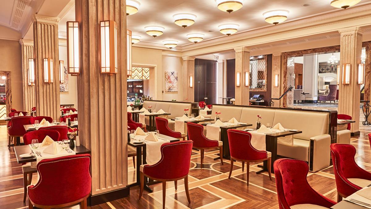 Grand Hotel Kempinski Riga Restaurant