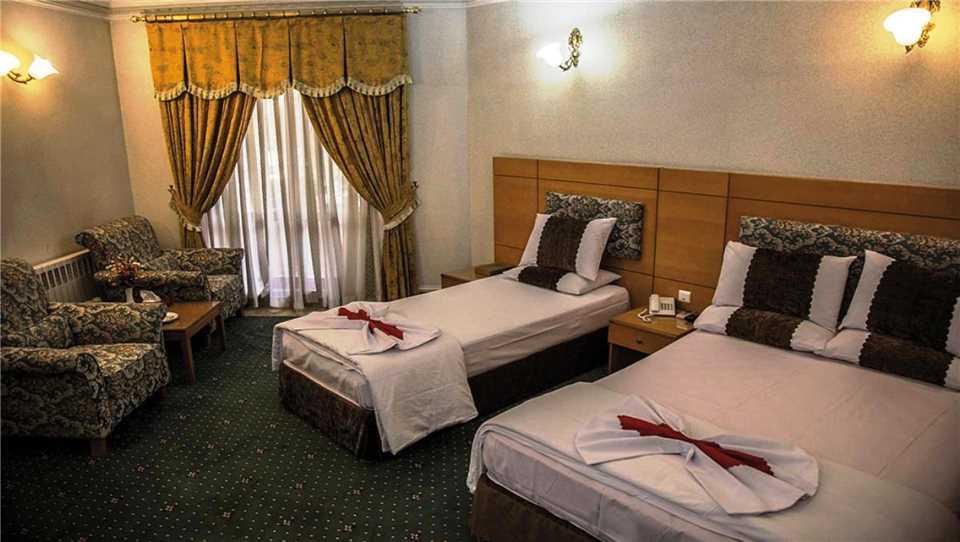 Hotel INN Doppelzimmer