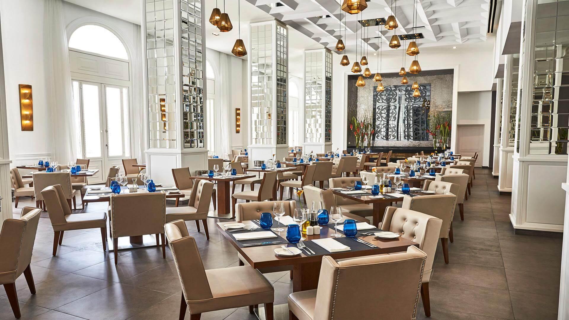 Gran Hotel Manzana Kempinzki la Habana Restaurant