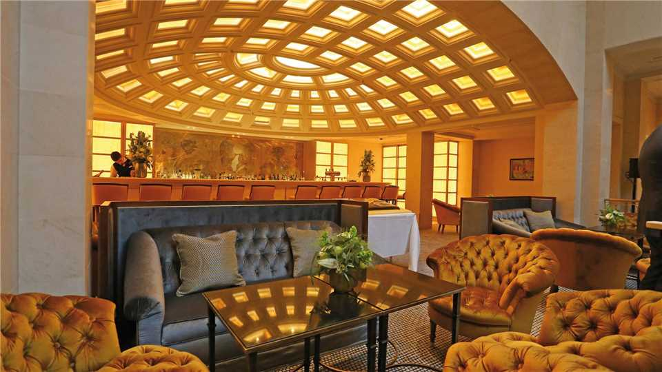 Hotel Adlon Kempinksi Lobby Bar
