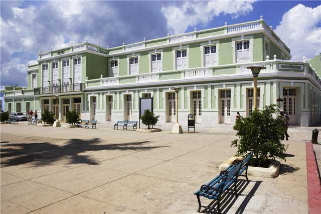 Iberostar Grand Hotel Trinidad Außenfassade