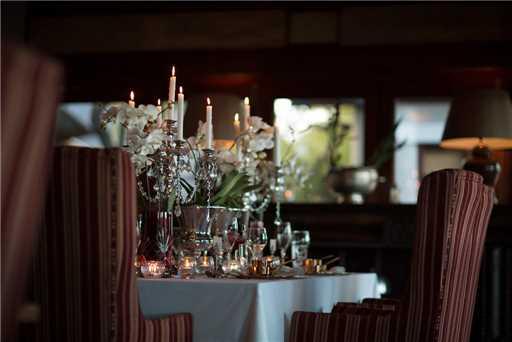 Jamala Madikwe Royal Safari Lodge Dining Room