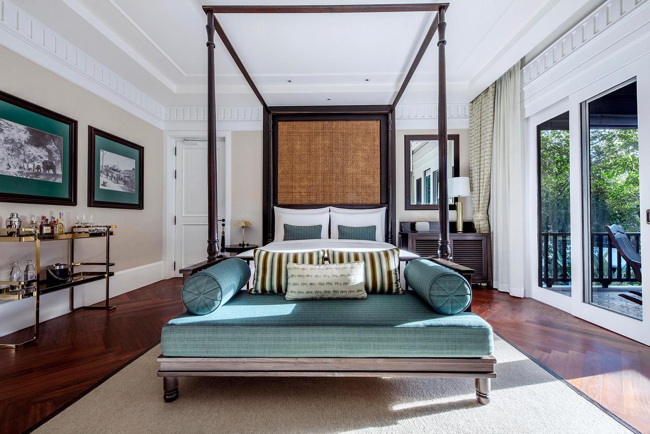 137 Pillars House Chiang Mai Zimmer