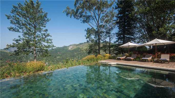 Nine Skies Bungalow Pool