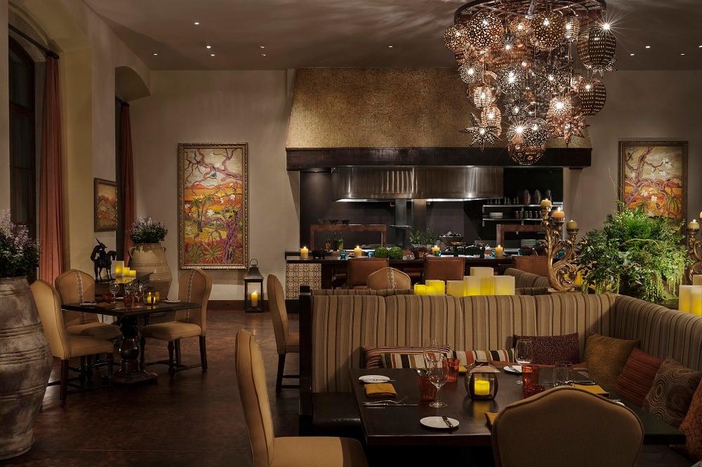 Rosewood San Miguel de Allende Restaurant