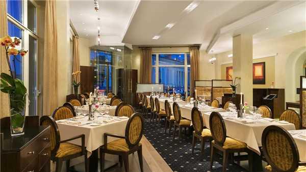 Grand Hotel Kempinski Vilnius Restaurant