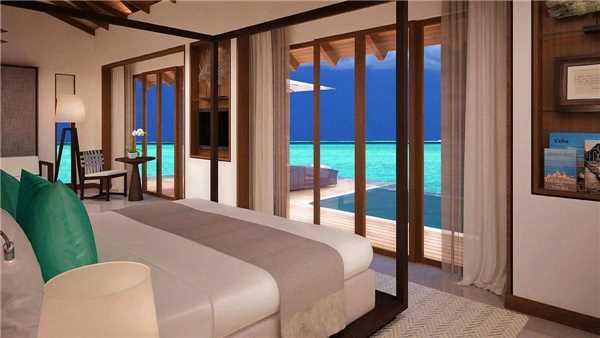Cayo Guillermo Resort Kempinski Cuba Doppelzimmer