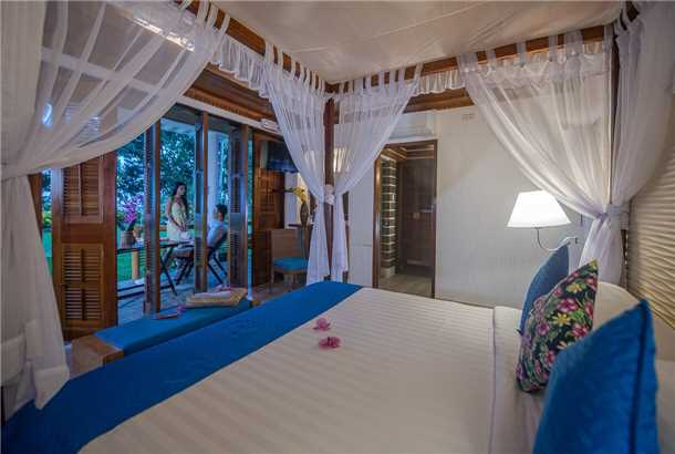 Daluyon Beach & Mountain Resort Doppelzimmer