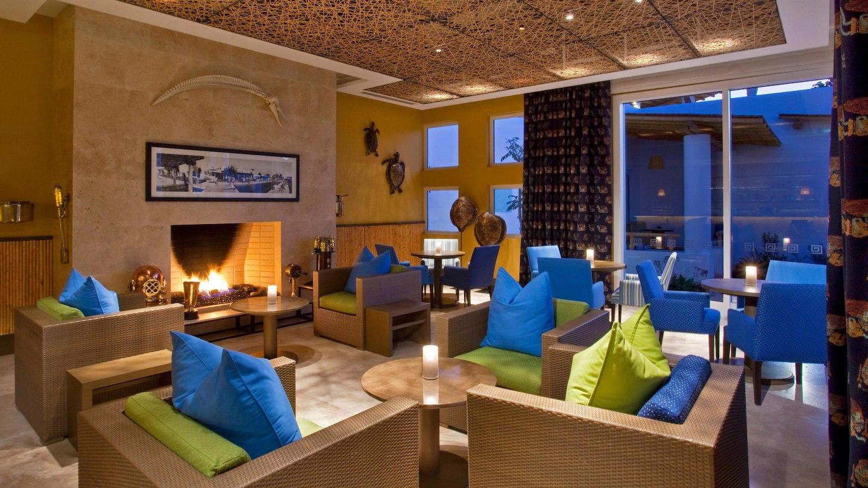 Hotel Paracas Resort Lounge