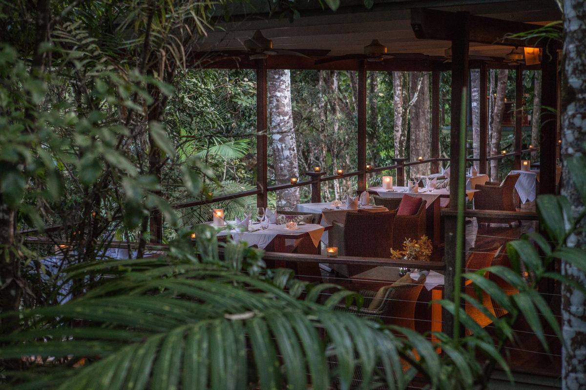 Silky Oaks Lodge Restaurant