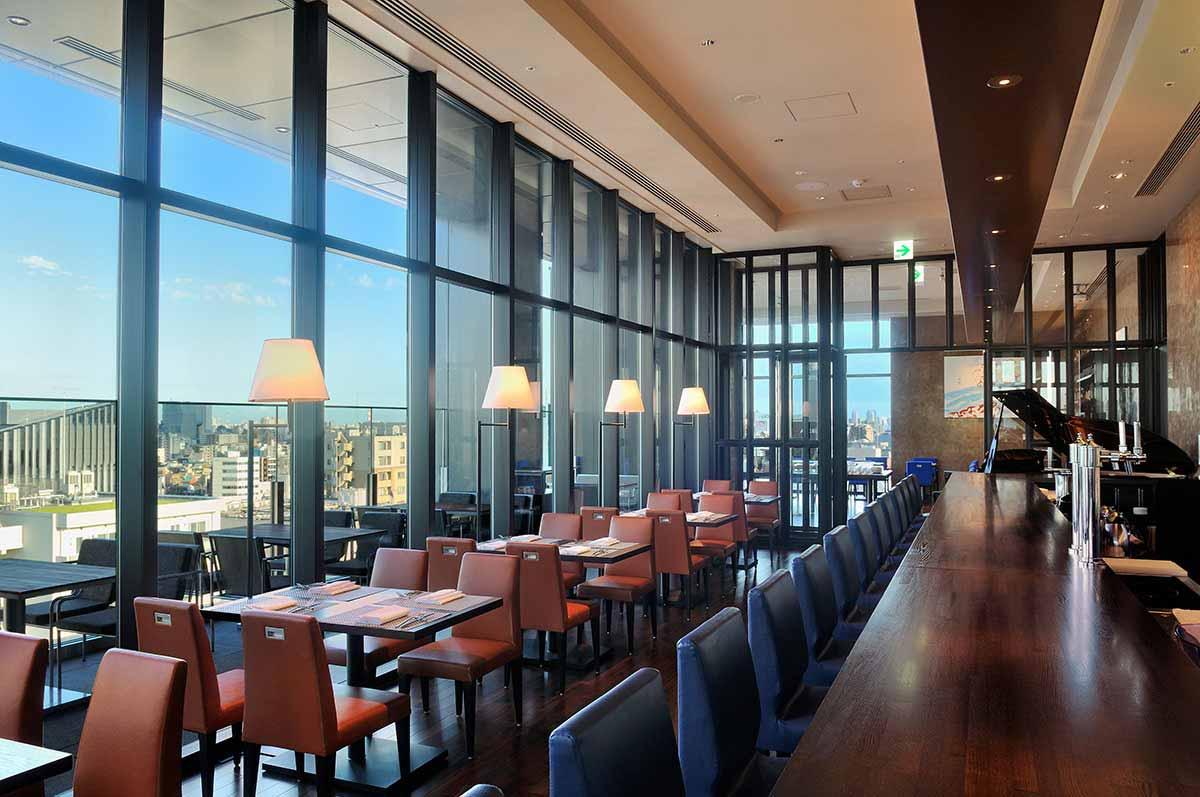 The Gate Hotel Asakusa Kaminarimon by Hulic Restaurant