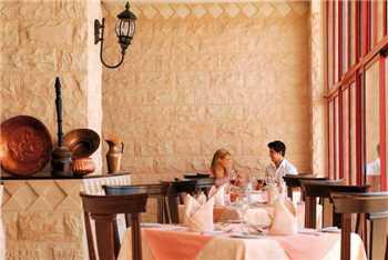 Mövenpick Nabatean Castle Hotel Restaurant