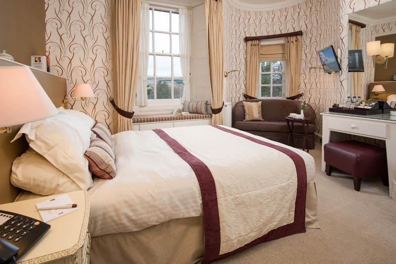 Cringletie House Hotel Classic Room