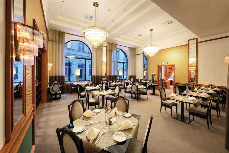 Grand Hotel Bohemia Restaurant