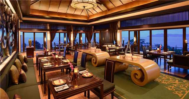Banyan Tree Lang Co Restaurant
