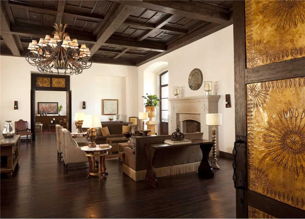 Rosewood San Miguel de Allende Lobby