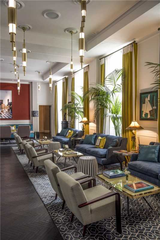 Hotel Vilón Lounge