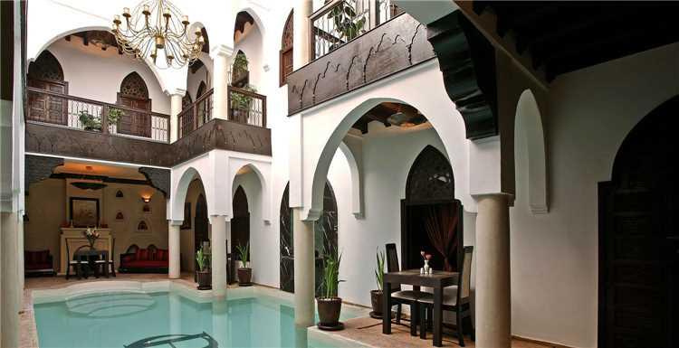 Riad Opale Pool