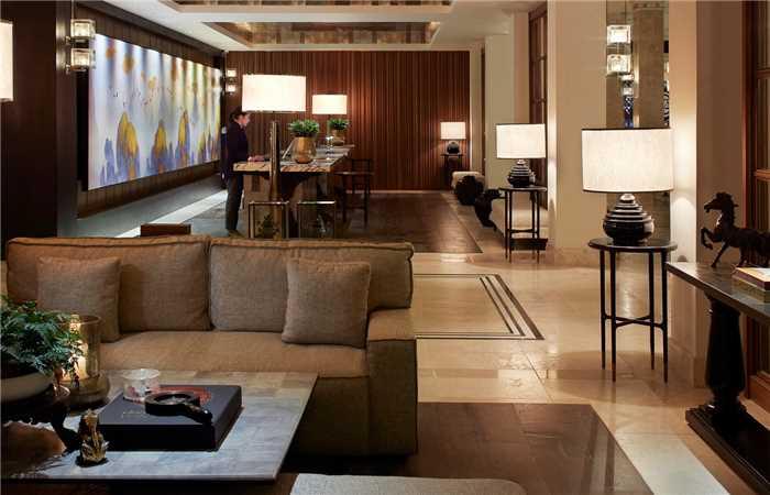 Rosewood Yangon Lounge