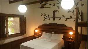 Aymara Lodge Doppelzimmer