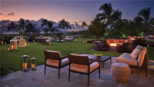 Four Seasons Resort Maui at Wailea Garten