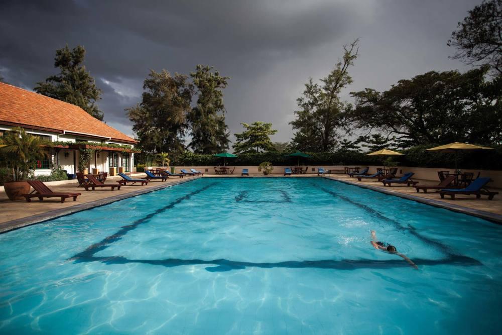 Legendary Lodge Pool