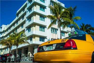 COMO Metropolitan Miami Beach Hotelansicht