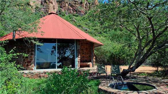Waterberg Plateau Lodge Chalet