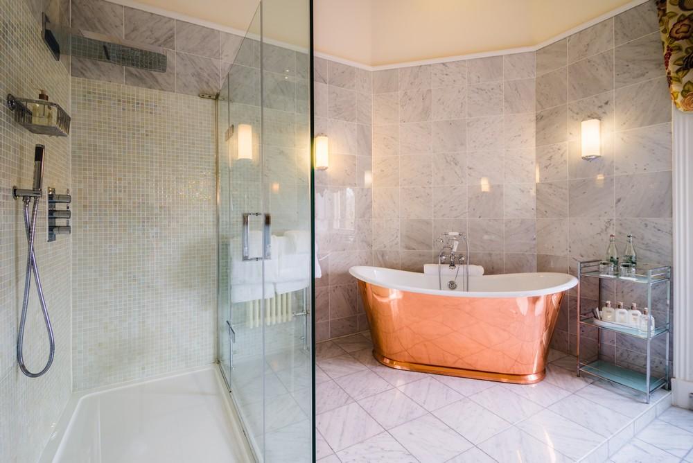 Inverlochy Castle Hotel Badezimmer