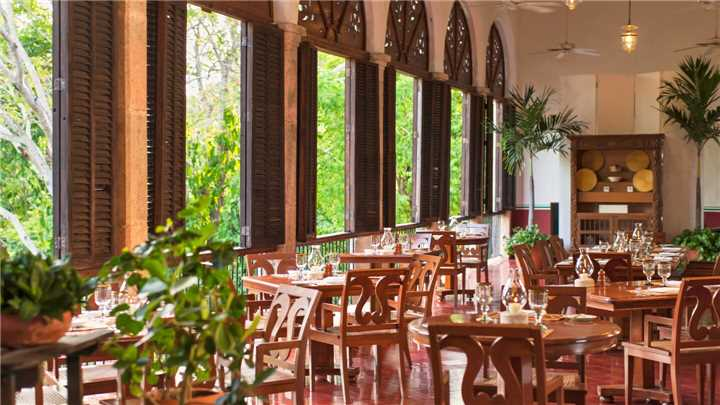 Hacienda Temozón Restaurant
