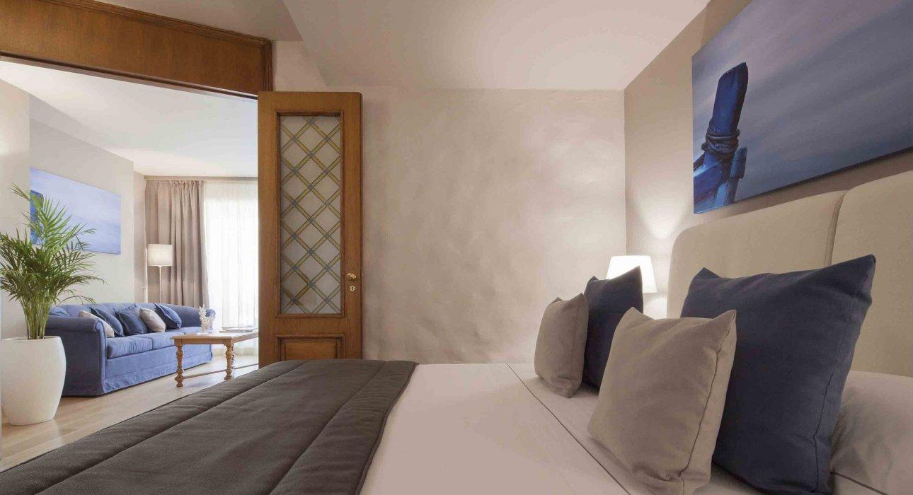 Grand Hotel Mazzarò Sea Palace Suite