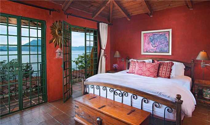 Boutique Hotel Casa Palopó Deluxe Room